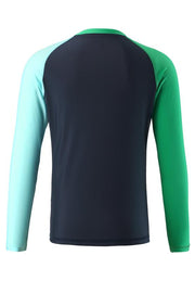 Kids' Long-Sleeve Swim Shirt Rash Guard - Tioman