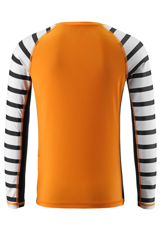 Kids' long sleeve swim shirt Madagaskar