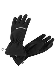 Kids' softshell gloves Eidet