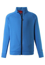 Kids' funnel-neck zip-thru jacket Lejr