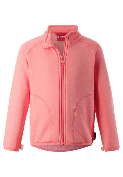 Kids' funnel-neck zip-thru jacket Klippe