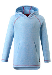 Wapusk - Kids fleece hoodie with kangaroo pocket
