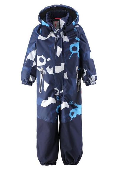 Kids' winter snowsuit - Tornio