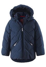 Toddlers' down winter jacket Ilta