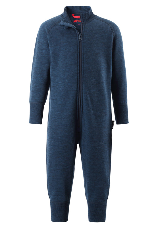 Toddlers' wool overall Parvin