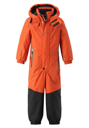 Kids' reflective winter overall Koli