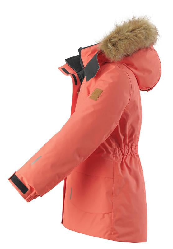 Juniors' winter parka Sisarus