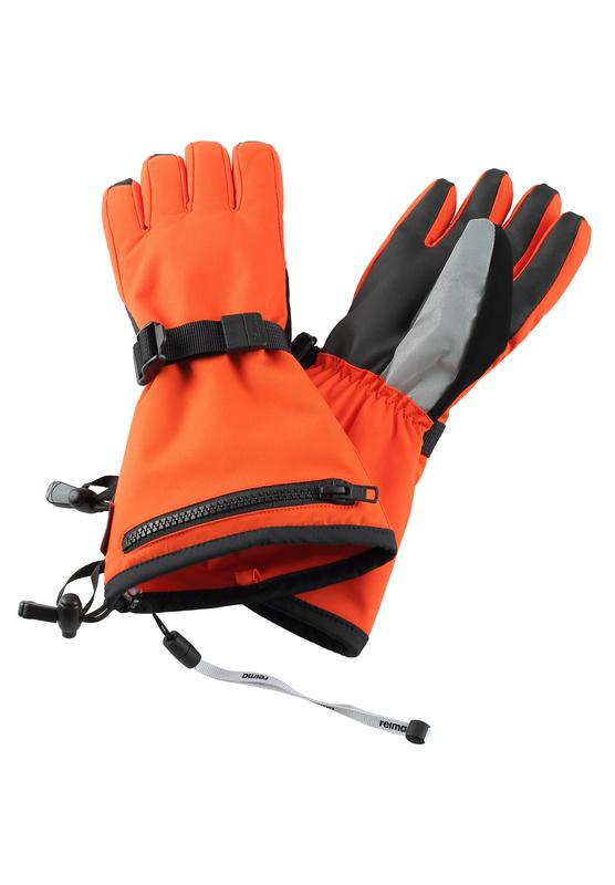 Kids' ski gloves Viggu