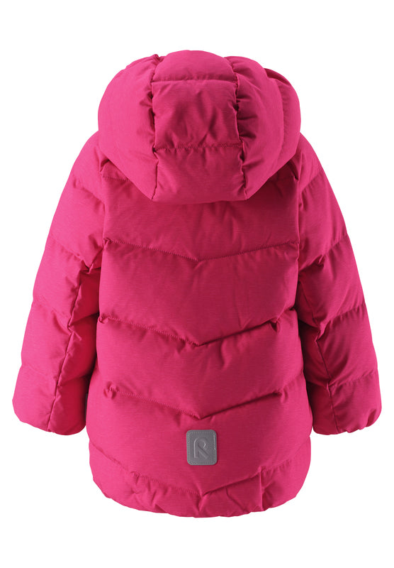 Toddlers' down jacket Ilma