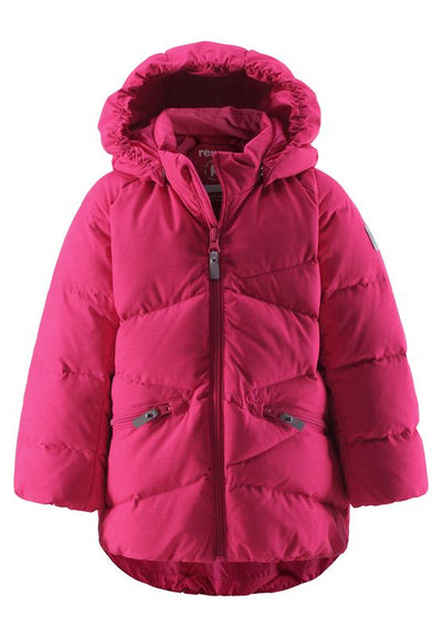 Toddlers' down winter jacket Ilma