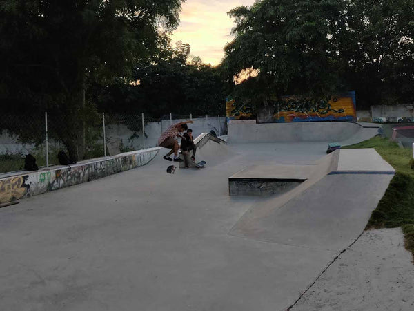 Wallride skatepark Hyderabad