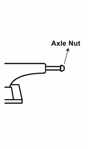axle nuts infographic