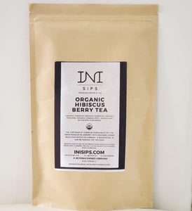 Organic Hibiscus Berry Loose Leaf Tea2