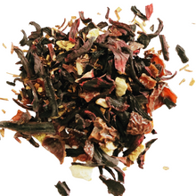 Load image into Gallery viewer, Organic Hibiscus Berry Loose Leaf Tea