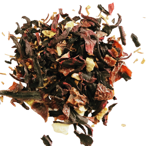 Organic Hibiscus Berry Loose Leaf Tea