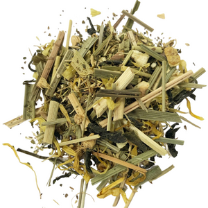 Organic Lemon Ginseng (Green) Loose Leaf Tea