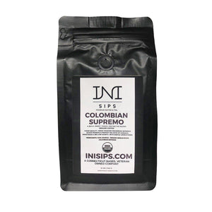 Colombian Supremo Coffee (Ground)