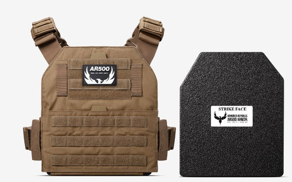 Body Armor Setups - CONTACT US FOR AVAILABILITY!