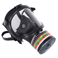 Full Face 40mm Gas Mask  & Filters