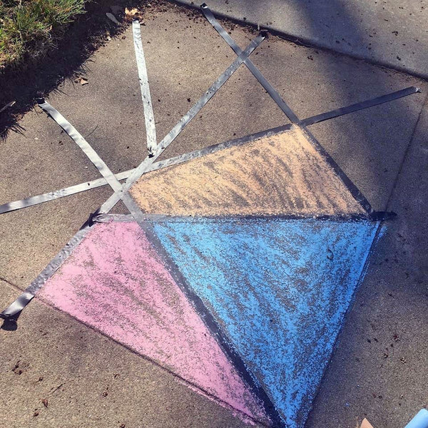 Host a Neighborhood Chalk Art Walk