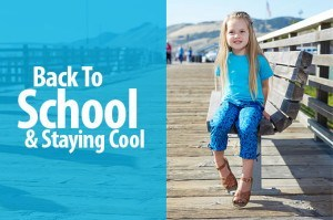 Staying Sun-Safe at School