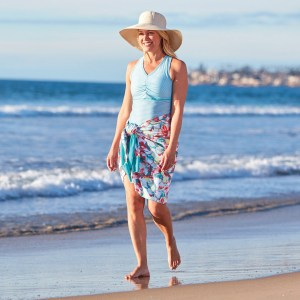 UPF 50+ clothing for women