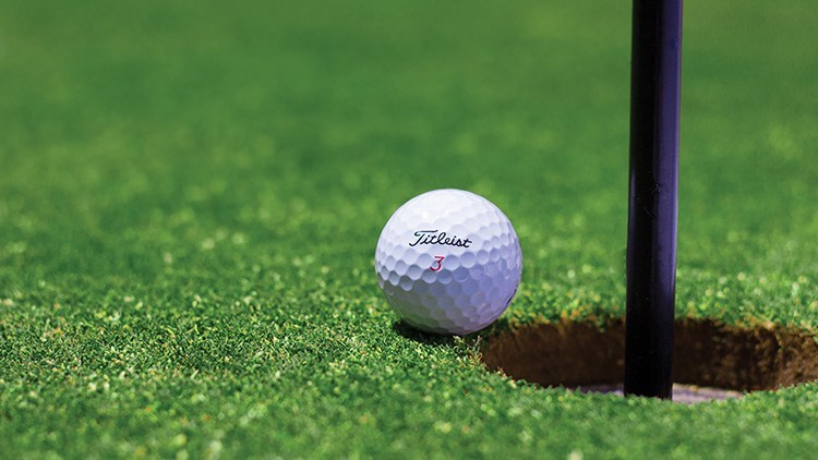 Golf courses, community pools, and putt-putt are great sunny day activities.