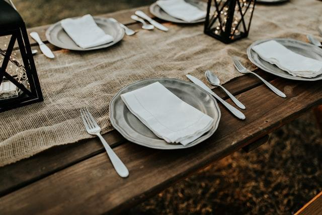 Have Fun with Place Settings and Decoration