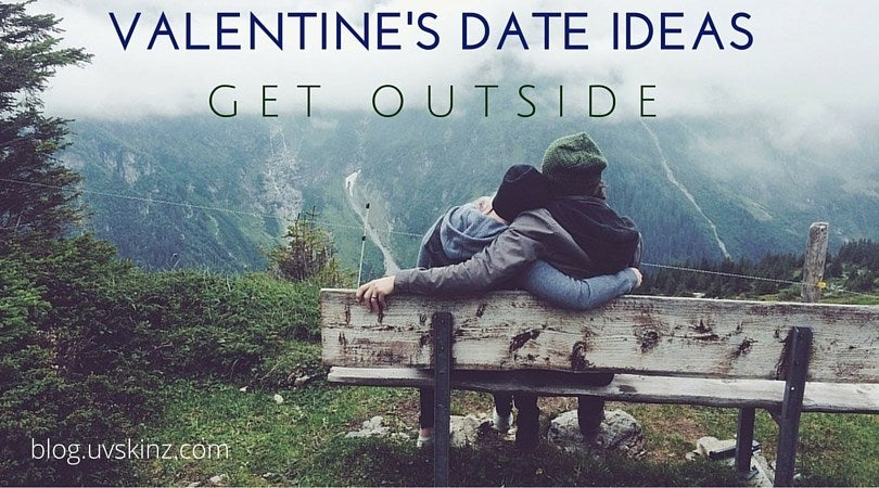 Valentine's Date Ideas : Get outside