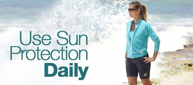 Use Sun Protection Daily