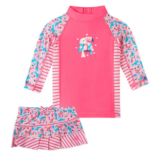 Baby Girl's 2PC Sunny Swim Set | FINAL SALE