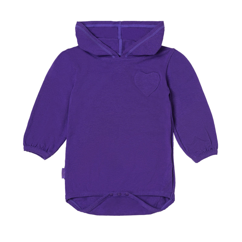 Baby Girl's Hooded Sunzie