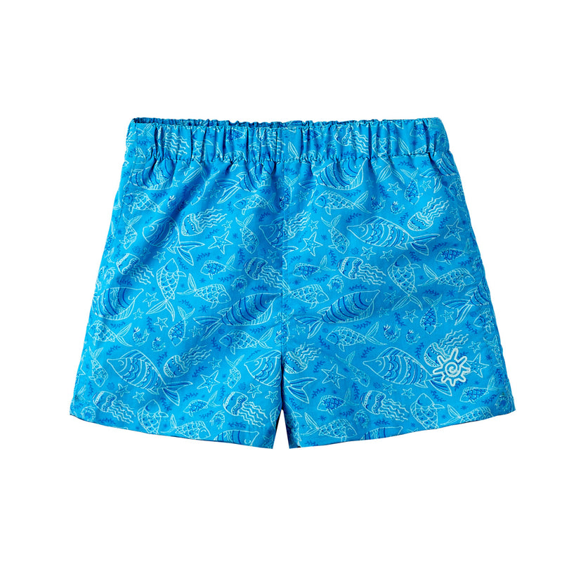 Baby Girl's Beach Shorts | FINAL SALE