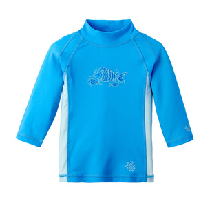 Baby Girl's Long Sleeve Active Sun & Swim Shirt | FINAL SALE