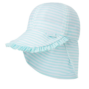 Baby Girl's Swim Flap Hat