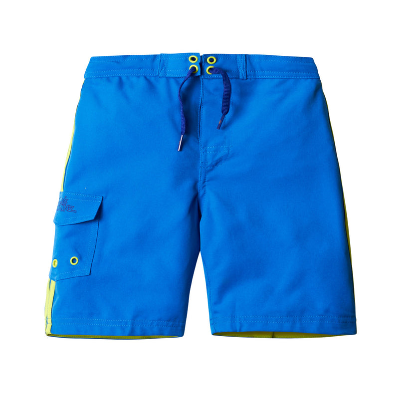 Baby Boy's Racer Stripe Board Shorts | FINAL SALE