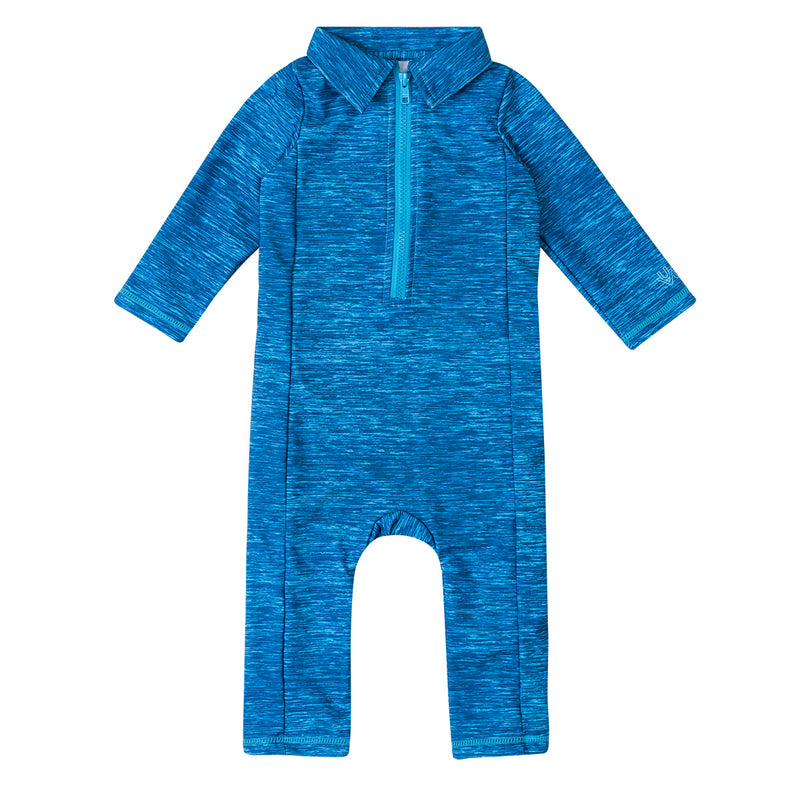 Baby Boy's Sun & Swim Play Suit