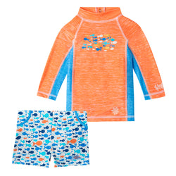 Baby Boy's 2PC Adventure Swim Set | FINAL SALE