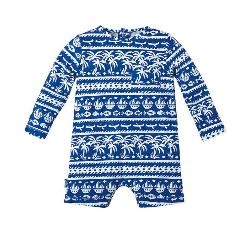 Baby Boy's UV Sunzie | FINAL SALE