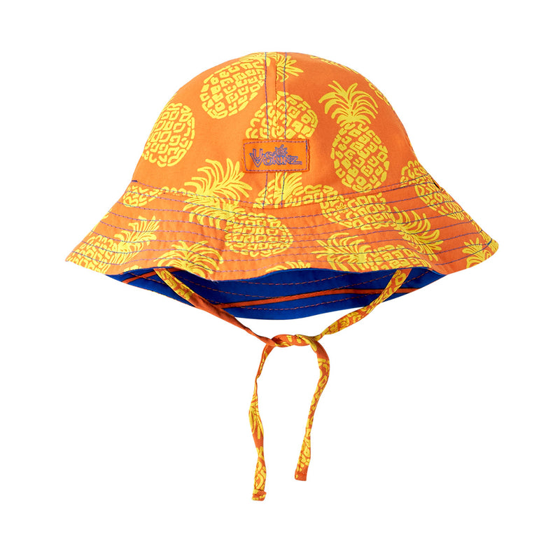 Baby Boy's Reversible Sun Hat | FINAL SALE