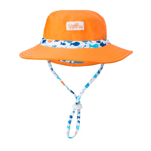 Baby Boy's Swim Hat