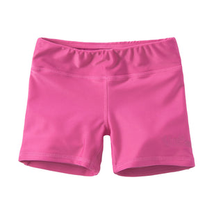 Girl's Active Swim Shorts