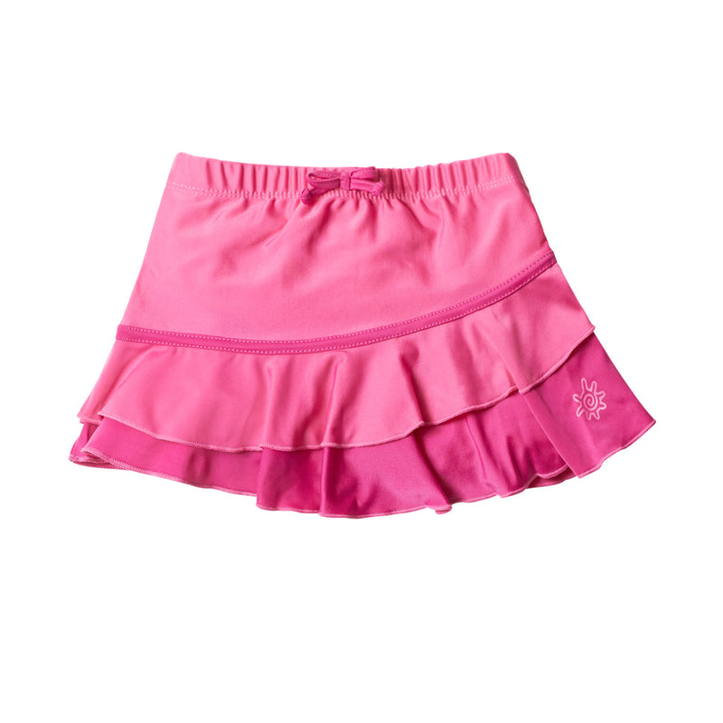 Girl's Sunny Swim Skirt
