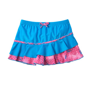 Girl's Sunny Swim Skirt | FINAL SALE