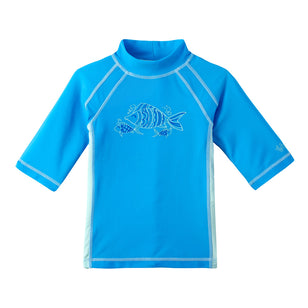 Girl's Short Sleeve Active Sun & Swim Shirt | FINAL SALE