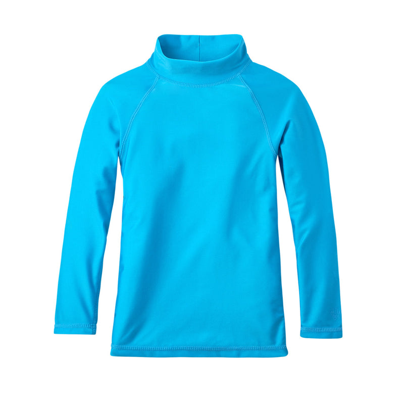Girl's Long Sleeve Sun & Swim Shirt
