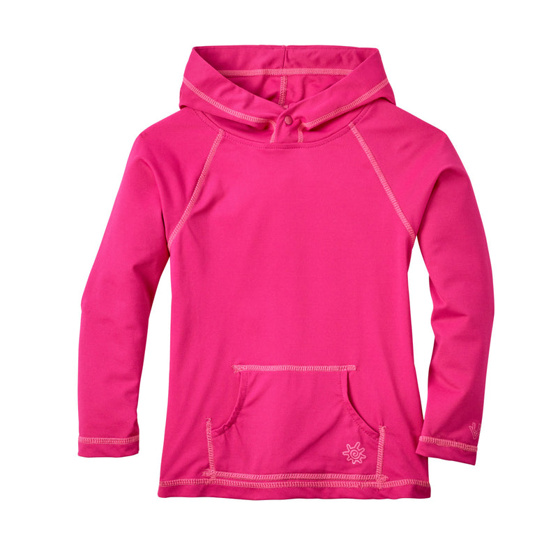 Girl's Pullover Hoodie