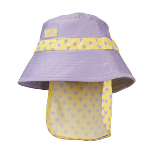 Girl's Sunny Flap Bucket Hat | FINAL SALE