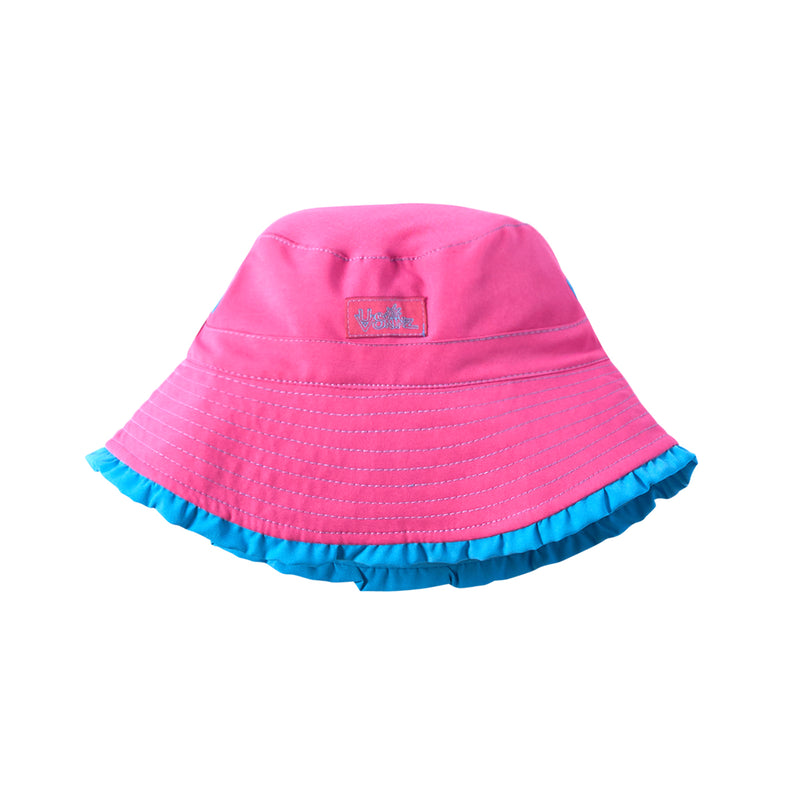 Girl's Adjustable Bucket Hat | FINAL SALE