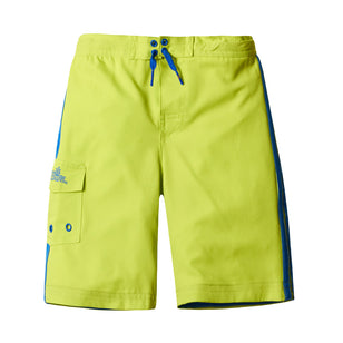 Boy's Racer Stripe Board Shorts | FINAL SALE